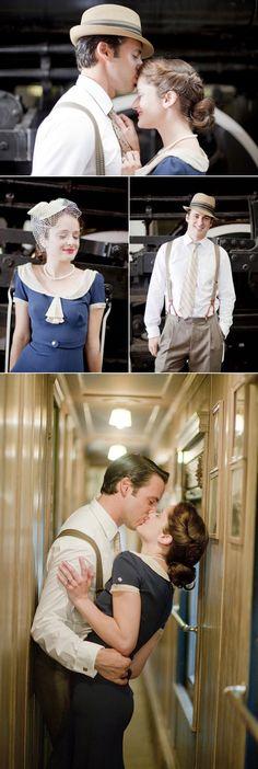 Railway look