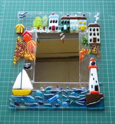 Image result for fused glass ideas