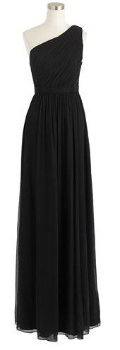 Black Chiffon Dress - 25% off with code LOVE
