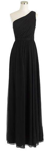 Black Chiffon Dress - 25% off with code LOVE