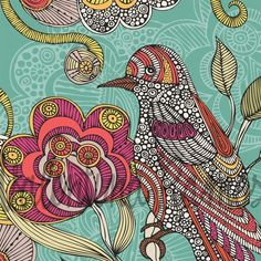 Hey, I found this really awesome Etsy listing at https://www.etsy.com/listing/65647177/beatriz-the-bird-print
