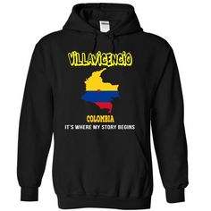 Villavicencio, Colombia - #hoodie costume #wool sweater. WANT IT => https://www.sunfrog.com/LifeStyle/Villavicencio-Colombia-qyirb-Black-5287484-Hoodie.html?68278