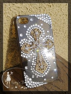 a lil bling for your phone