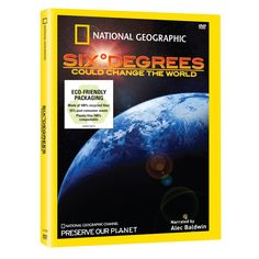 Six Degrees Could Change the World DVD - National Geographic Store