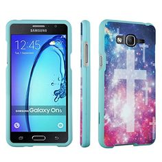 Galaxy On5 Case, DuroCase ® Hard Case Mint for Samsung Ga…