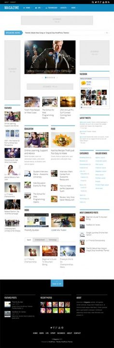 Pure WordPress Theme Review - Theme Trust