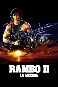 Watch ♗ Rambo: First Blood Part II - ♛ - John Rambo is released from prison by the government for a top-secret covert mission to the last place on Earth he'd want to return - the jungles of Vietnam. Streaming Movies, Hd Movies, Movies To Watch, Movies Online, Movies And Tv Shows, Movie Tv, Movies Free, Hd Streaming, Film Rambo