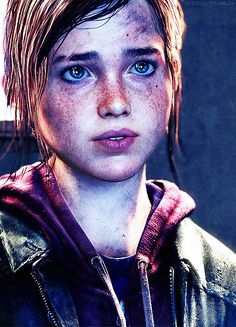 The Last of Us. Ellie.