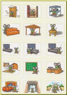 Sempre criança: prepositionsExercise