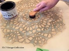 Here at TLC Vintage Collection, Central Iowa headquarters for Chalk Paint® decorative paint by Annie Sloan, we are always looking for new in...