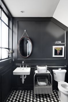 anatomy of the ideal restaurant bathroom | restaurant bathroom