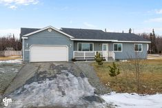 New price, affordable! This home is prepped for its new owner! Has a 4.5 Star energy rating with added insulation, newer high-efficiency furnace, and a newer high-efficiency tankless water heater. Updated kitchen and baths, nice neighborhood, close to shopping.  To know more about his listing or to schedule a showing, please call us at (907) 373-3575, or email us at Worldwide@TheKristanColeNetwork.com  Listing courtesy of The Kristan Cole Team Branch Office Keller Williams Realty - Alaska…