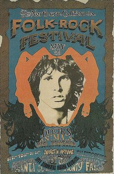 The Northern California Folk-Rock Festival Santa Clara County Fairgrounds, CA - 1968