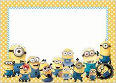 free minion invitation template - Selo.l-ink.co