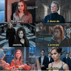 Harry Potter Disney, Mundo Harry Potter, Harry Potter Tumblr, Harry Potter World, Harry Potter Memes, Hogwarts, Slytherin Pride, Ron And Hermione, Hermione Granger