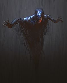 murdered soul suspect demon - Google Search