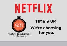 11 Suggestions We Wish Netflix Would Make. I've run that Snow Day challenge before.