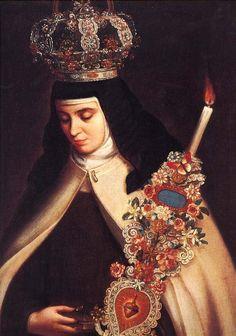 .Teresa or Therese