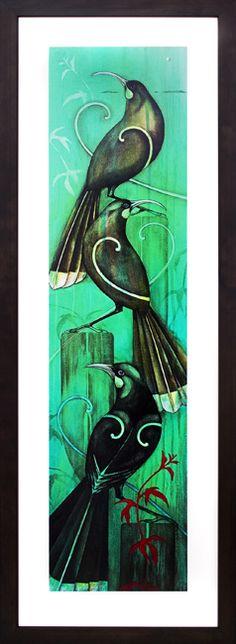 Kathryn Furniss Entwined Art Maori, Maori Patterns, Maori Designs, Collage Art, Art Collages, New Zealand Art, Nz Art, Art Portfolio, Bird Art