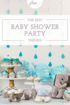 Are you planning the perfect baby shower? The first step is picking a theme for the special event. Find loads of ideas and inspiration by browsing through these baby shower themes. Baby Shower Parties, Baby Shower Themes, Special Events, Party Themes, Gender Reveal Decorations, Princess Theme, Place Card Holders, Circus Theme, Woodland Theme