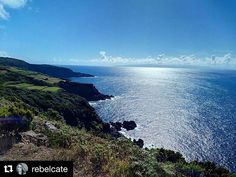 #Repost @rebelcate with @repostapp ・・・  #nofilterneeded #greatview #ocean #deepblue #coast #anotherisland #sun #beautiful #raminho #nature #vacations #ferias #terceira #azores #azoreswhatelse #azoresislands #terceira_acores