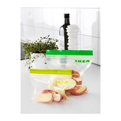 ИСТАД Пакет пластиковый, зеленый