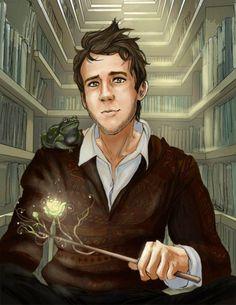 Hogwarts Alumni: Harry Potter Anime: Neville Longbottom, who had greatness thrust upon him