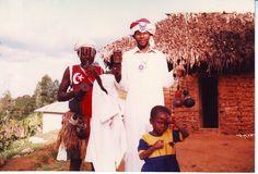 Medicine Man Yusuf with female consort