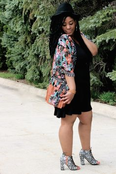 One Skater Dress | Two Ways guest post with Meijer Style