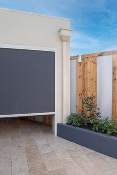 Blinds For You, Modern Color Schemes, Outdoor Blinds, Free In, Pergola, Garage Doors, Patio, Outdoor Decor, Home Decor
