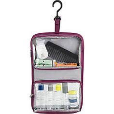 Travelon Wet/Dry 1 Quart Toiletry Kit-Ebags