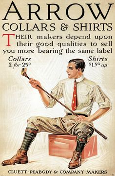 Image result for leyendecker kuppenheimer men