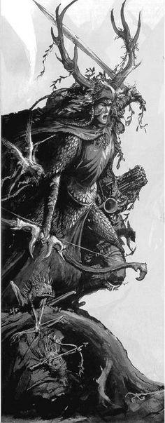 Wood Elves | Hypothetical WAR