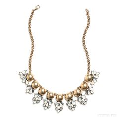 Stitch Fix Style | This Just In: Brookdale Cluster Statement Necklace