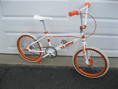 Classic BMX - The Perry Kramer (P.K.) Ripper manufactured by Scot Enterprises (SE) Racing - 1979