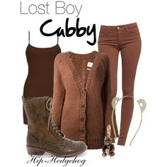 Lost Boy - Cubby Disney Peter Pan outfit