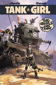 *High Grade* (W) Alan Martin (A) Brett Parson (CA) Ian McQue Our hedonistic heroine and her long-lost chum come to blows as Two Girls One Tank reaches its tear-jerking terminus. Keep the tissues handy