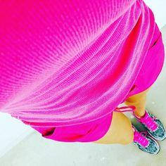 #50shadesofpink #pink #itsmything #training #wotd #fitness #blogger #obsessedwithpink by mrstinkblog