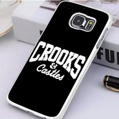 Crooks And Castles Samsung Galaxy S7 Edge Case Dewantary