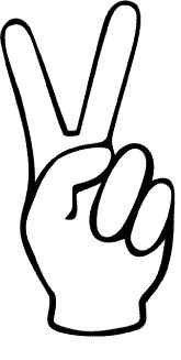 Does your kid love to color & want to get him involved in coloring images? why not offer peace sign images? Find 15 free printable peace sign coloring pages Peace Sign Drawing, Black N White Images, Black And White, Hippie Party, Hippie Birthday, Peace Fingers, Peace Pole, Hippie Flowers, World Peace