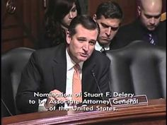 Watch Ted Cruz Make DOJ Nominee Answer for Targeting Firearms Companies with 'Operation Choke Point' - Tea Party News