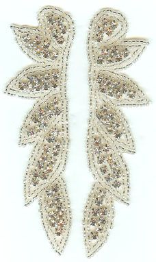 Check out the deal on 1192 Rhinestone Applique Pair at Glitz and Glamour