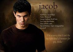 Jacob // Character Profile
