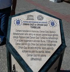 Osman Gazi ve Orhan Gazi Türbeleri (998.Unesco Dünya Mirası) // Osman Gazi and Orhan Gazi Tombs (the 998th World Heritage)