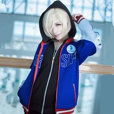 Yuri on ICE cosplay hoodie for teenagers Yur costume sweatshirt Yurio Cosplay, Cosplay Anime, Best Cosplay, Cosplay Costumes, Cosplay Ideas, Katsuki Yuri, Viktor Nikiforov, ユーリ!!! On Ice, Yuri Plisetsky