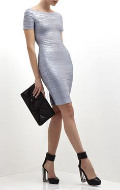 fa01f4129ef0 Shop Herve Leger s selection of designer bodycon dresses. Browse bandage  dresses in a variety of colors including red