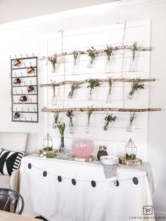 Hanging-Floral-Display-