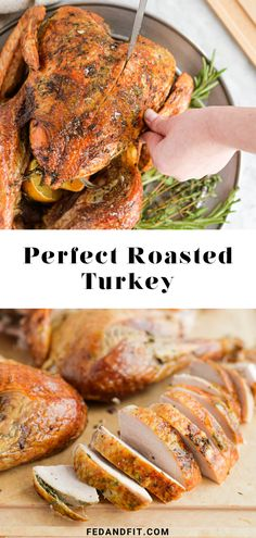 We're walking you through all things oven-roasted turkey so that you feel confident cooking up your own bird when the holidays roll around!