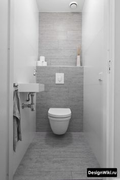 Toilet Design 1 Nice Looking Find This Pin And More On Toilet Inspiratie. Toilet Design 1 Nice Looking Find This Pin And More On Toilet Inspiratie. Small Toilet Design, Small Toilet Room, Small Room Design, Toilet Tiles Design, Modern Toilet Design, Modern Design, Modern Badrumsdesign, Modern Sink, Bathroom Layout