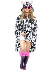 Cow Party Poncho. Be ready for the weather in this classic, cool poncho http://www.novelties-direct.co.uk/party-theme-music-festival-cow-party-poncho.html